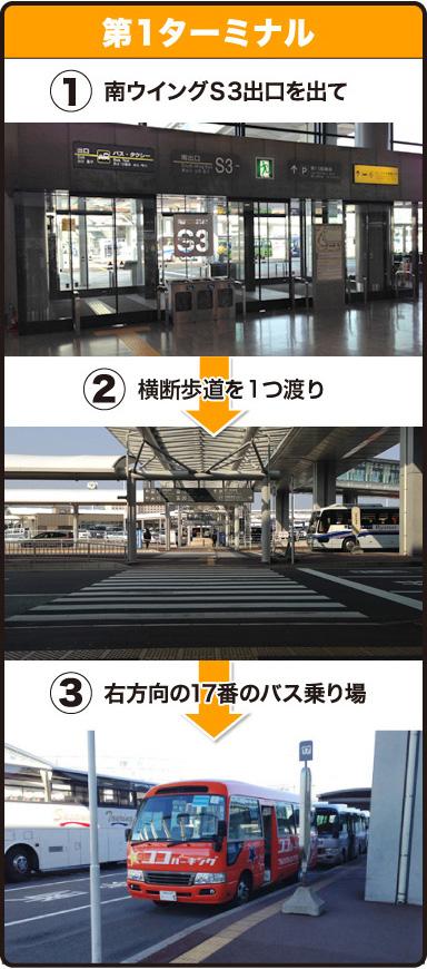 PARK500 第1ターミナル