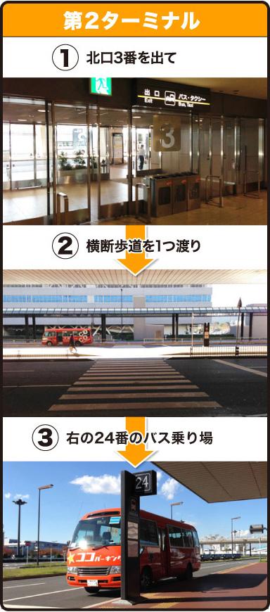 PARK500 第2ターミナル