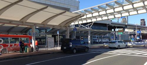 成田空港出口 J3PARKING